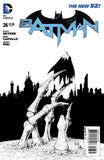 BATMAN VOL 2 #26 BLACK & WHITE VAR ED (ZERO YEAR) - Kings Comics