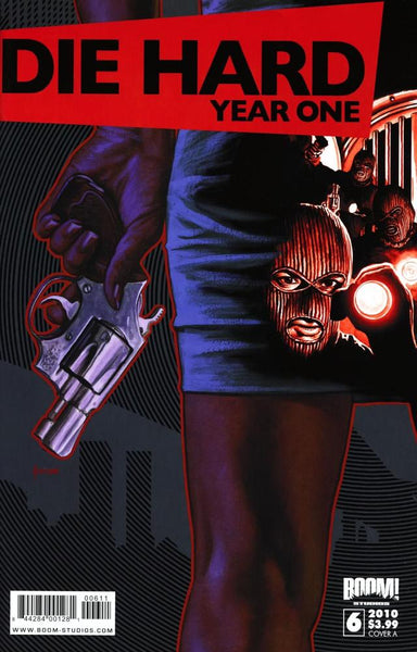 DIE HARD YEAR ONE #6