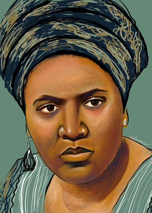 "LIMITED EDITION ""UNFINISHED"" SERIES - AUDRE LORDE"