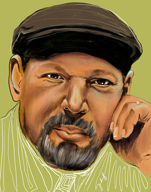 "LIMITED EDITION ""UNFINISHED"" SERIES - AUGUST WILSON"