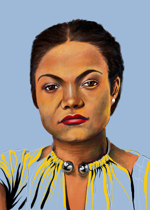 "LIMITED EDITION ""UNFINISHED"" SERIES - EARTHA KITT"