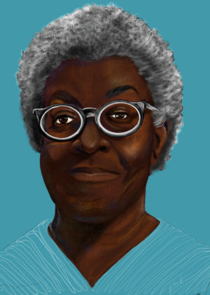 "LIMITED EDITION ""UNFINISHED"" SERIES - GWENDOLYN BROOKS"
