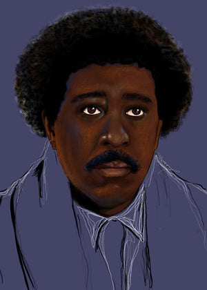 "LIMITED EDITION ""UNFINISHED"" SERIES - RICHARD PRYOR"