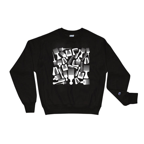 AFRO PICK SWEATSHIRT