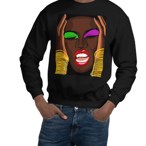 WILL OF GRACE JONES SWEATSHIRT