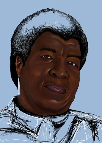 "LIMITED EDITION ""UNFINISHED"" SERIES - OCTAVIA BUTLER"