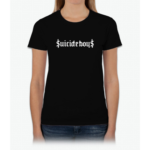 $uicideboy$ (suicideboys) Womens T-Shirt