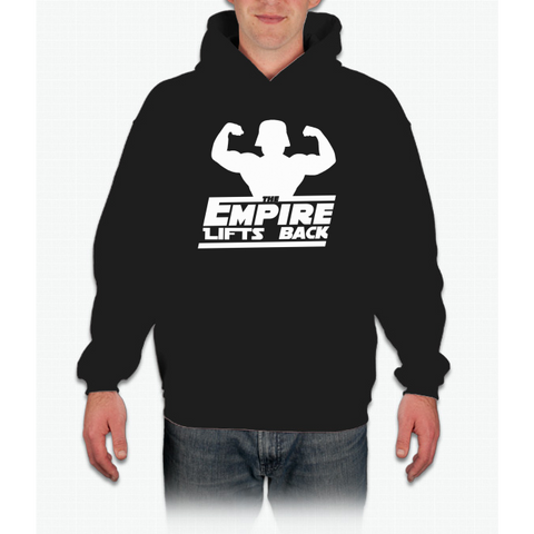 Star Wars - The Empire Lifts Back Hoodie