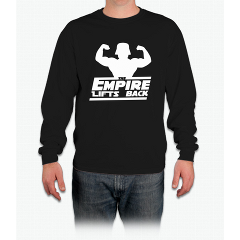 Star Wars - The Empire Lifts Back Long Sleeve T-Shirt
