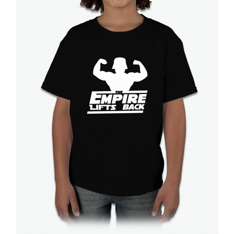 Star Wars - The Empire Lifts Back Young T-Shirt
