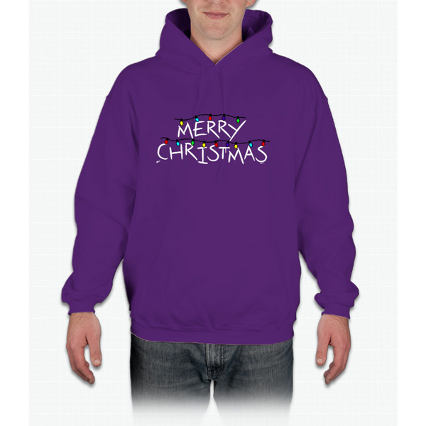 Merry Christmas Flash Hoodie