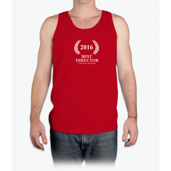 Best Director 2016 - Mens Tank Top