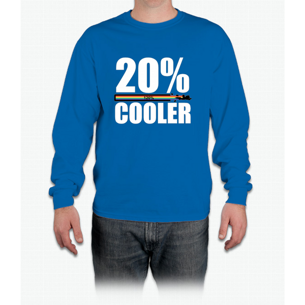20% Cooler Long Sleeve T-Shirt