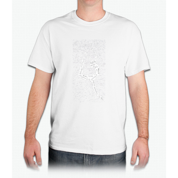 Arrow Glitter Youth Dance Is..(love, Emtion, Graceful,..) Tshirt - Mens T-Shirt