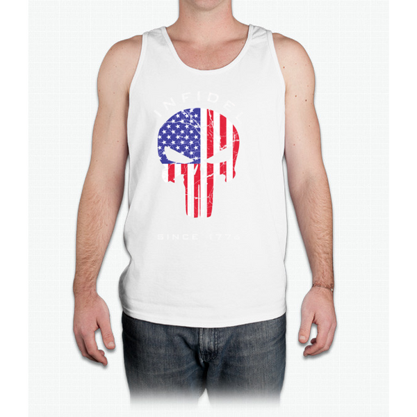 American Punisher - Infidel - Mens Tank Top