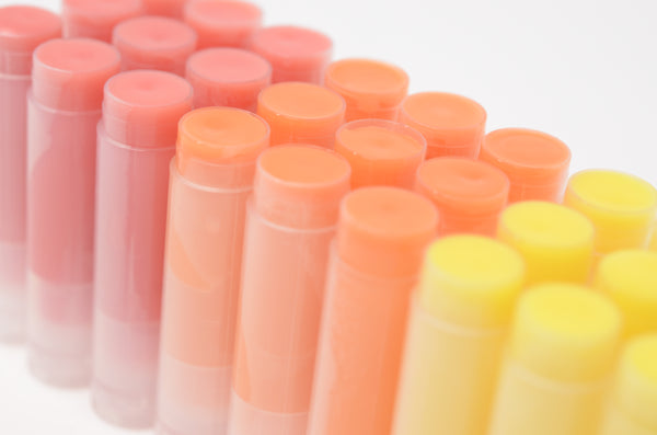 Orange Creamsicle Lip Balm - Natural Lip Conditioner
