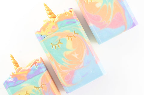 Unicorn Soap