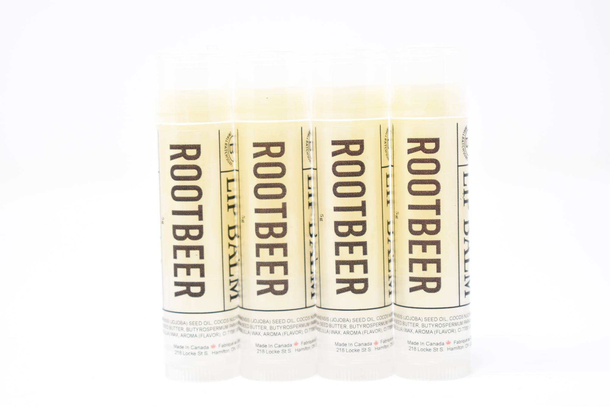 Rootbeer Lip Balm