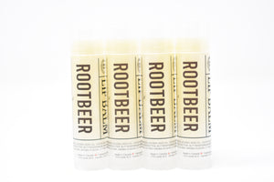 Rootbeer Lip Balm - Natural Lip Conditioner