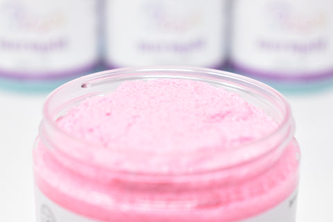 Coffee Bean Sugar Scrub - Foaming Body Scrub