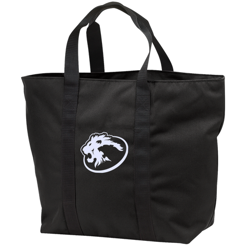 GO BIG Tote Bag
