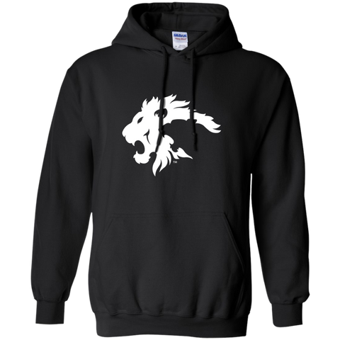 LIONS Pullover 8 oz Hoodie