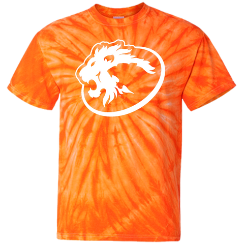 Youth Tie Dye GO BIG T-Shirt