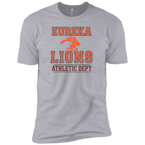 "2017 LIONS ""ATHLETIC DEPT""  Next Level Premium Short Sleeve Tee"