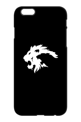 iPhone Case  - LCHS Logo White