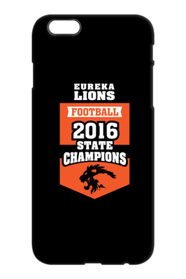iPhone Case - 2016 State Championship Football