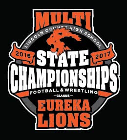 Lady Lion Multi State Championship Ringed Tee