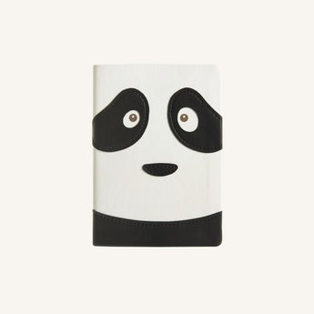 Animal Pals Lined Notebook A6 - Panda