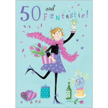 50 and Fantastic!