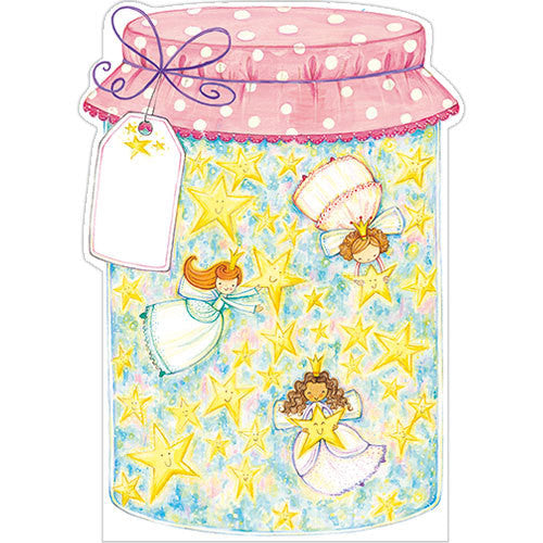 A Jar of Fairy Wishes (Gift Card)
