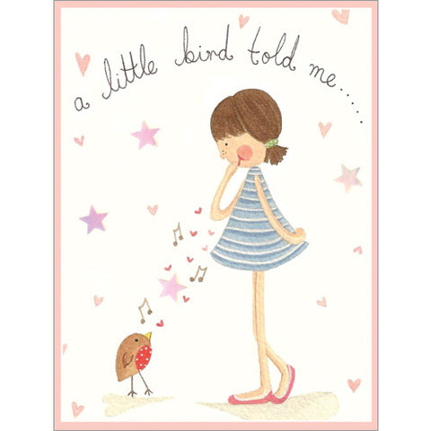 A Little Bird Told Me... (Gift Card)