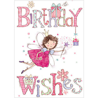 Birthday Fairy Wishes