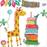 """Birthday Fun"" - Multipack of 10 Cards ($22 per card)"