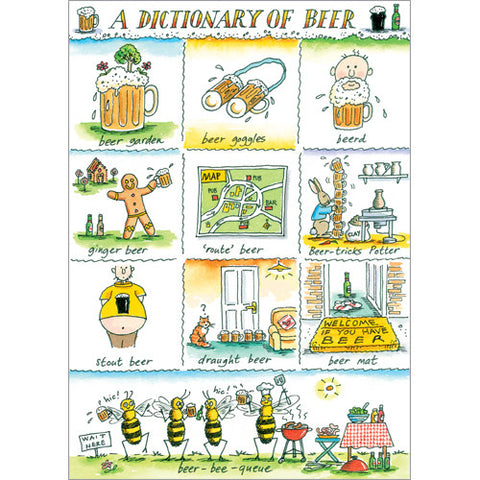 Dictionary of Beer