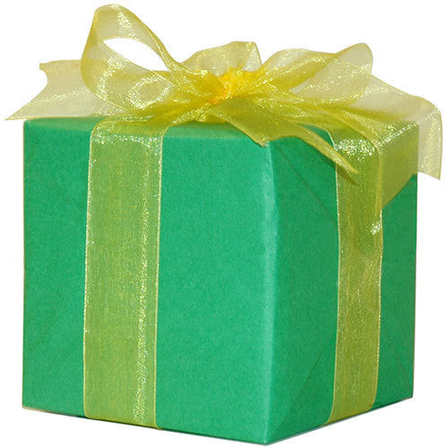 Green Tissue Paper (5 sheets)
