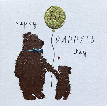 Happy 1st Daddy's Day