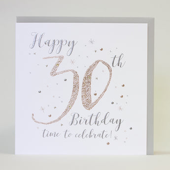 30th Birthday (Large Card)