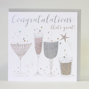 Congratulations That's Great (Large Card)