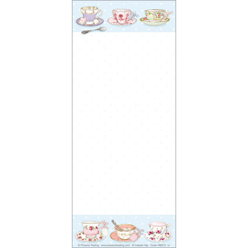 Jotter Pad China Cups