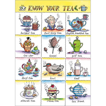Know Your Tea
