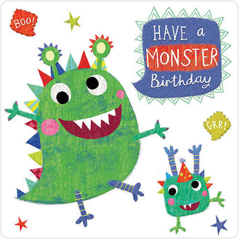 Monster Birthday