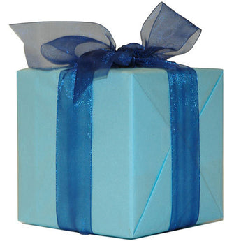 Powder Blue Tissue Paper (5 Sheets)