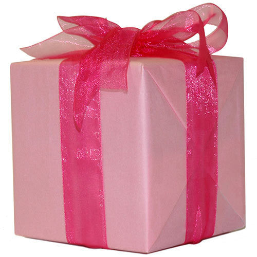 Powder Pink Tissue Paper (5 Sheets)