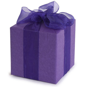Purple Tissue Paper (5 Sheets)