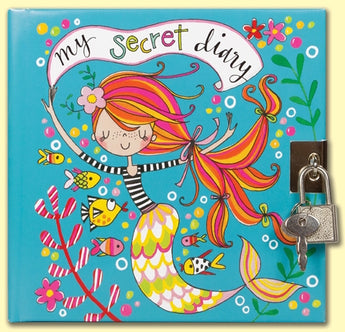 Mermaid Secret Diary by Rachel Ellen