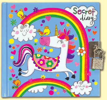 Unicorn Secret Diary by Rachel Ellen